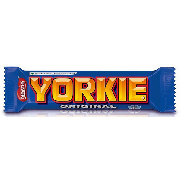 Yorkie Original Milk Chocolate Bar 46g