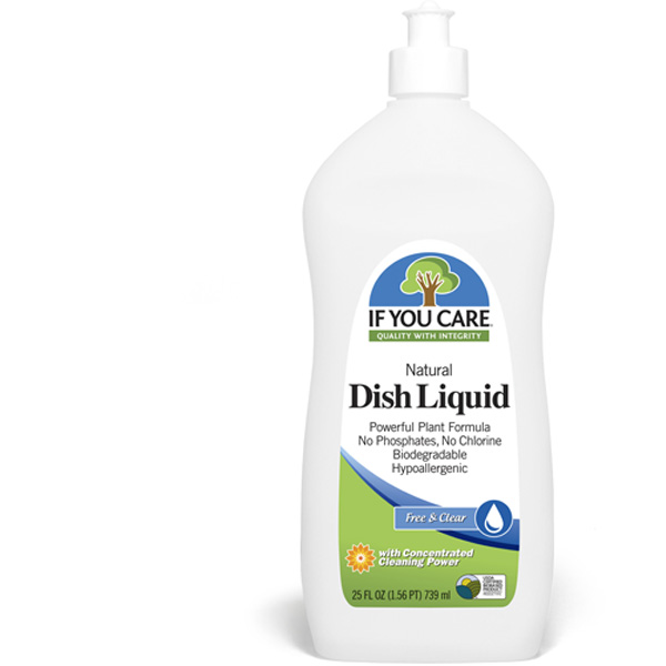 If You Care Dish Liquid Free & Clear 0,739ml