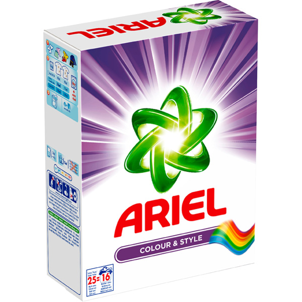 Ariel Color pesujauhe 688g
