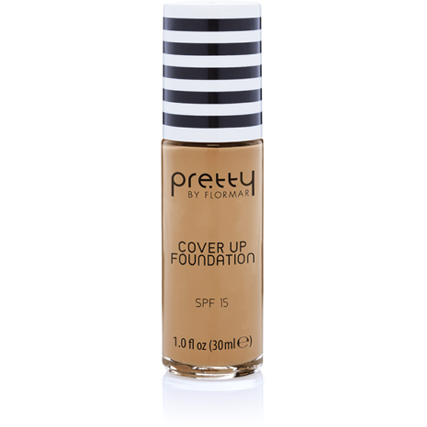 Pretty by Flormar Cover Up Foundation Golden Neutral meikkivoide 30ml