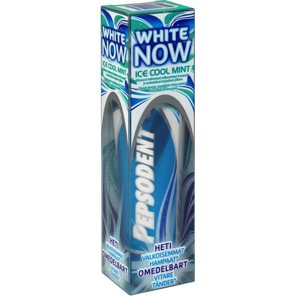 Pepsodent 75ml White Now Ice Cool Mint hammastahna