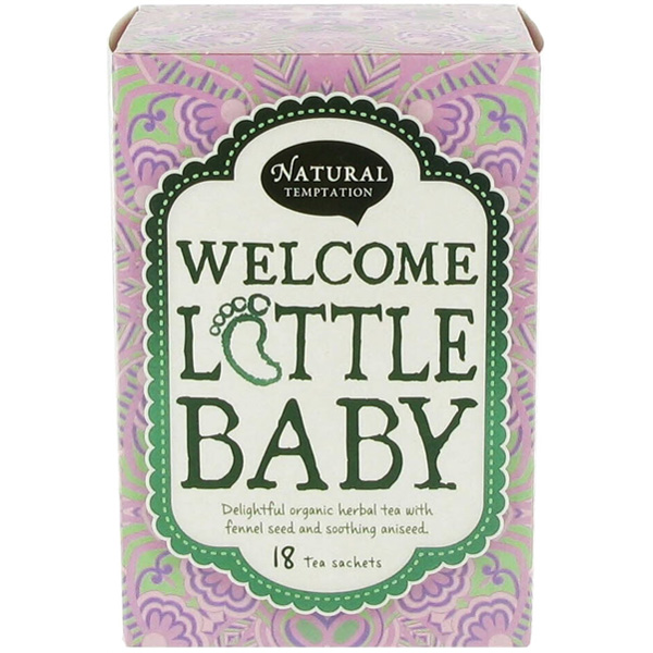 Natural Temptation 27g Welcome little baby luomutee