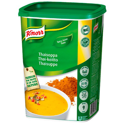 KNORR 0.9KG/9L THAIKEITTO