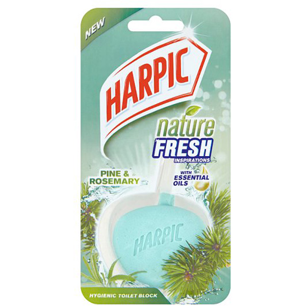 Harpic WC Blocks Pine wc-raikastin 40g