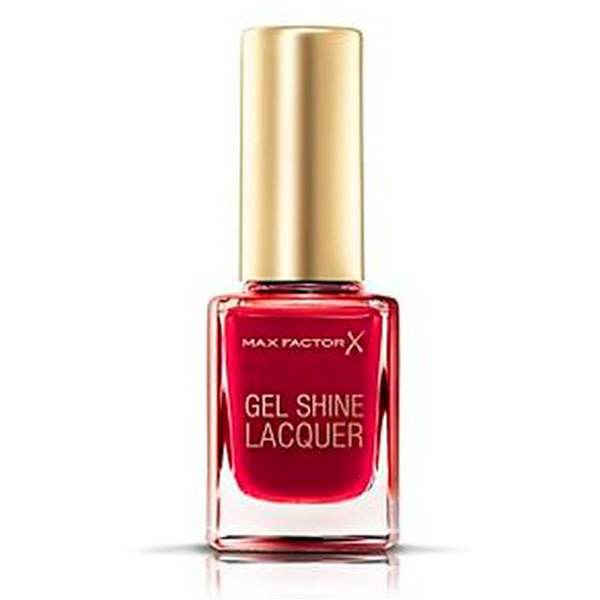Max Factor Glossfinity Gel Shine Lacquer Radiant Ruby 50 kynsilakka