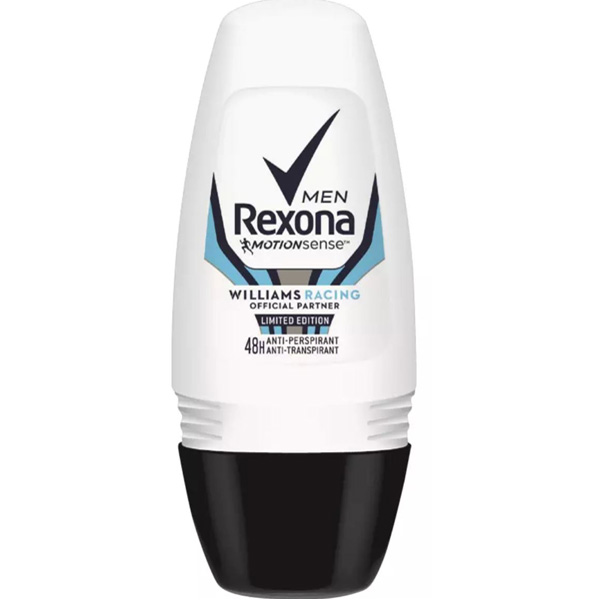Rexona Men Williams roll-on antiperspirant 50ml