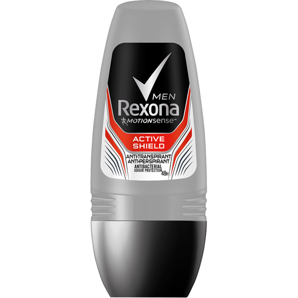 Rexona 50ml Roll-on Active Shield Men