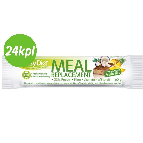 24kpl Easy Diet PATUKKA Pineapple-coconut